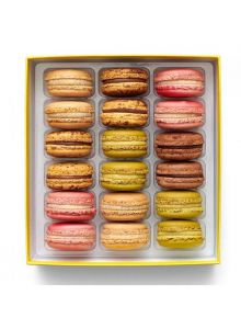 """COLLECTION"" PRINTEMPS-ÉTÉ  2021 18 MACARONS"