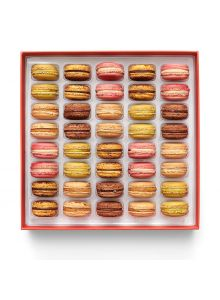 """""""COLLECTION HIVER 2021"""" 40 MACARONS"""