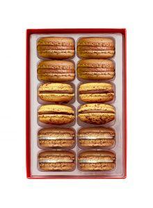 Signature-12-macarons-chocolat