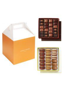 Coffret-macarons-et-chocolat