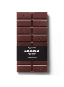 TABLETTE DE CHOCOLAT NOIR PURE ORIGINE MADAGASCAR