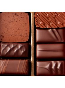CHOCOLATS SIGNATURES ET CLASSIQUES - 50g